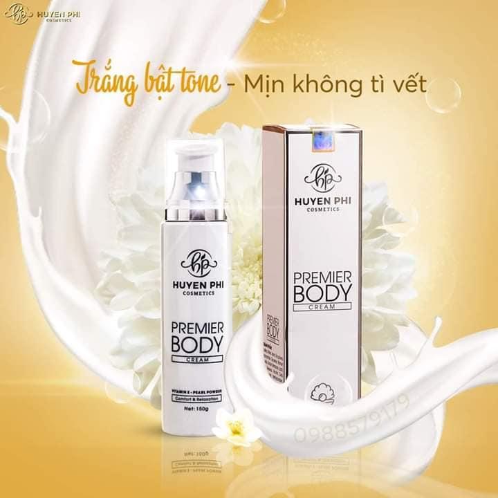 Kem body Huyền Phi