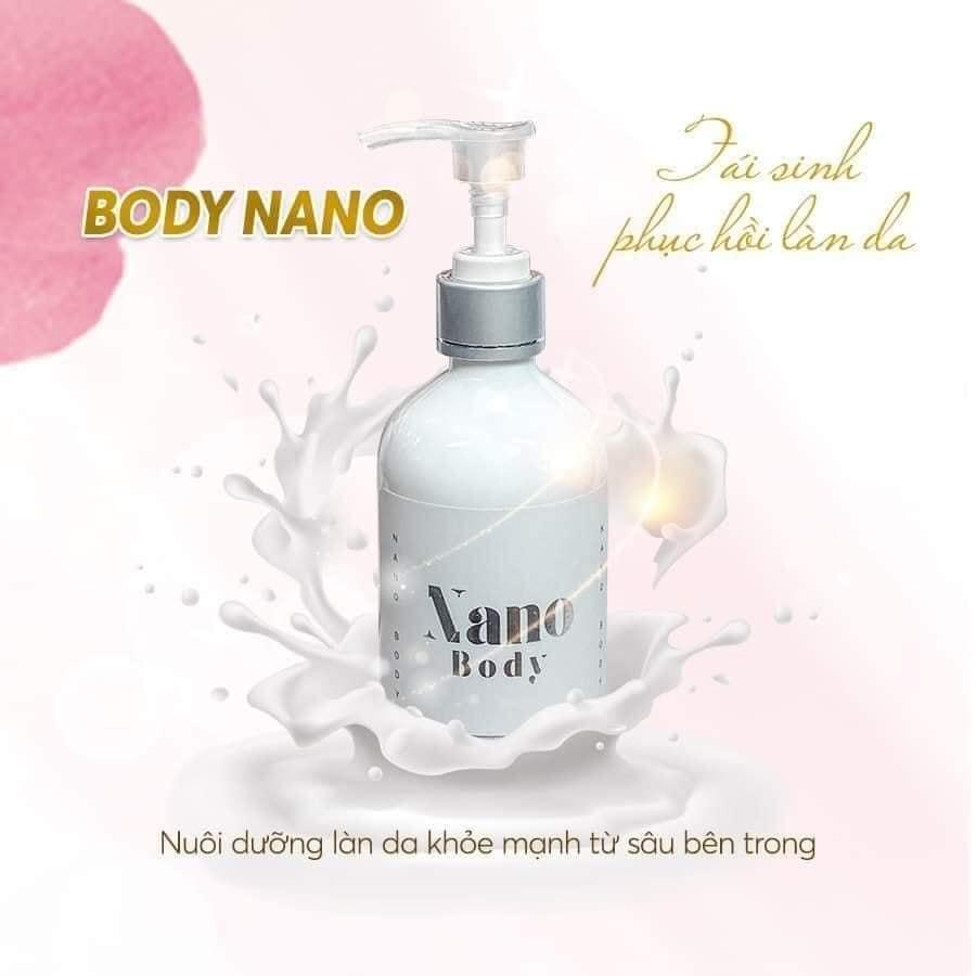 Kem body Nano Huyền Phi