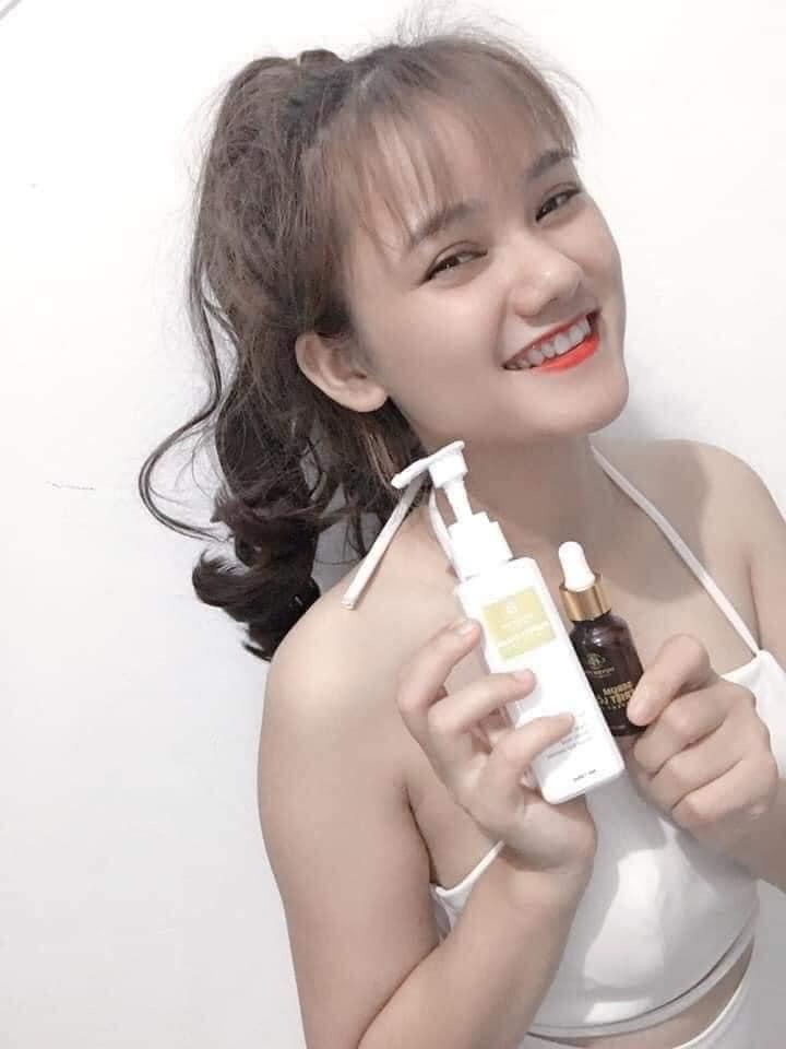 Phản hồi khách hàng sử dụng kem tẩy lông Huyền Phi